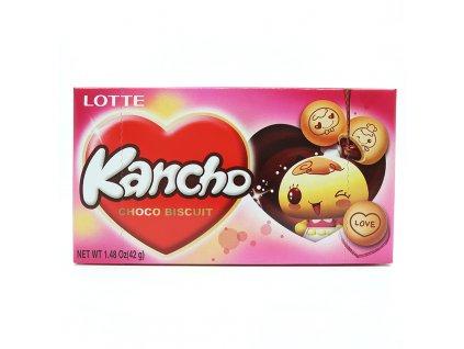 Kancho čokoládové kuličky balení - PEPIS.SHOP