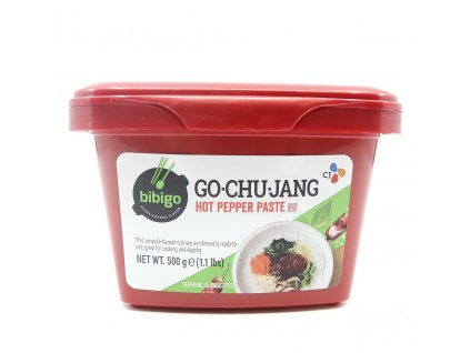Bibigo Hot Pepper Pasta 500g KOR