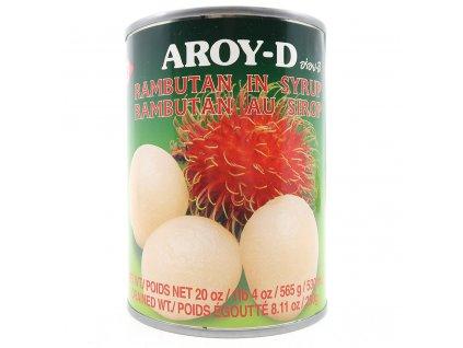 AROY-D Rambutan Kompot v Syrupu 565g THA