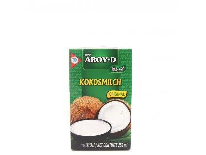 AROY-D Kokosové Mléko 250ml THA