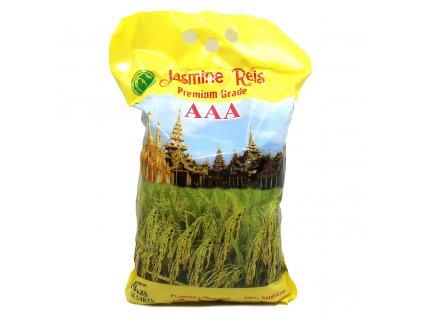 Jasmínová Rýže Premium Grade AAA 4,54kg KH
