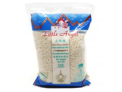 Little Angel Lepkavá Rýže 1kg THA