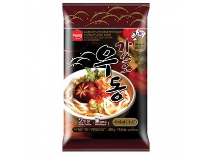 Wang Korea Udon Katsuomat Instantní Nudle 420g KOR