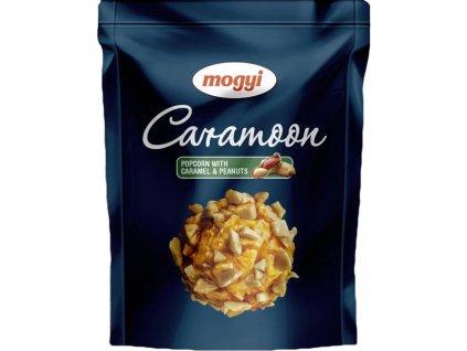 Mogyi Caramoon Popcorn Karamelový s Oříšky 70g HU