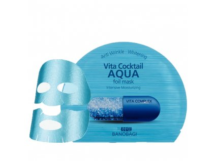 BNBG Vita Cocktail Aqua Foil Mask 30ml KOR