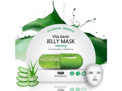 BNBG Vita Genic Relaxing Gelly Mask 30ml KOR