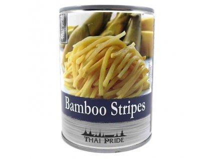 Thai Pride Bambusové Proužky 565g THA