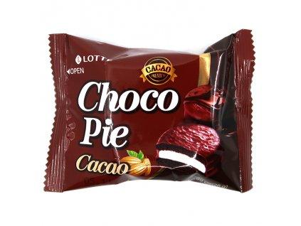 Lotte Choco Pie Marshmallow Kakaové 1ks 28g KOR