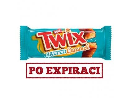 Twix Salted Caramel 46g CZE