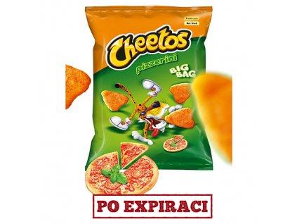 Cheetos Křupky s Příchutí Pizzy 43g PL