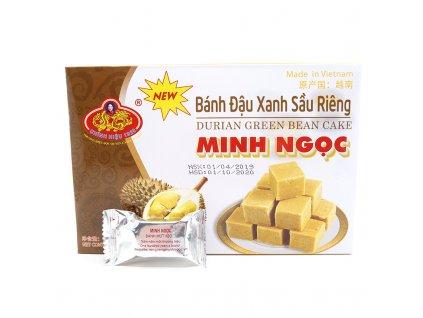 Kostka fazolová s příchutí durianu 1ks, 12.5g - PEPIS.SHOP