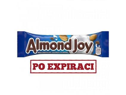 Hershey's Almond Joy Tyčinka Kokosová s Mandlemi 45g USA