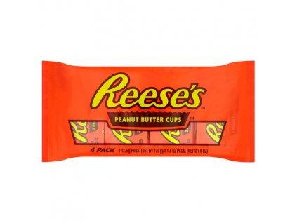 Reese's 2 Košíčky Plněné Burákovým Máslem Balení 4 pack 170g USA