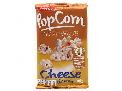 Pitso Popcorn Sýrový 100g BGR
