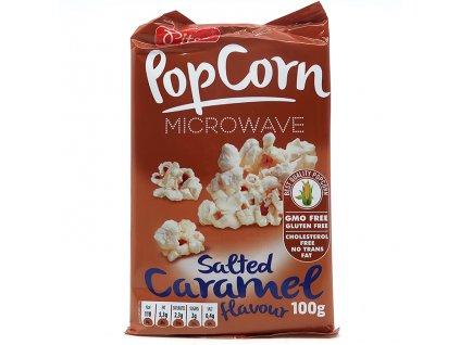 Pitso Popcorn Slaný Karamel 100g BGR