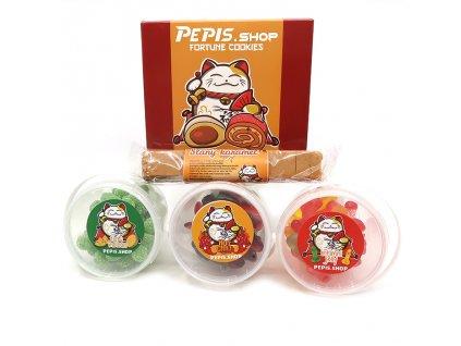 Pepis.shop Balíček 410g DEU & HUN