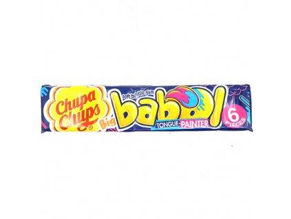 Chupa Chups Žvýkačka s Malinovou Příchutí 27.6g CZE
