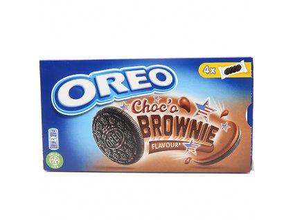 Oreo Choco Brownie Flavor Balení 176g EU