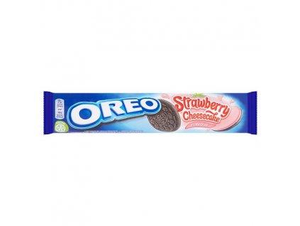 Oreo Strawberry Cheesecake Flavor 154g EU