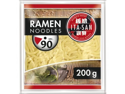 Ita-san Předvařené Ramen Nudle 200g KOR