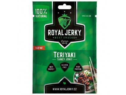 Royal Jerky Teriyaki Turkey Jerky 22g EU