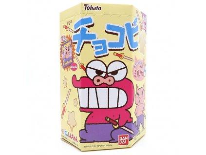 Po ExpiraciTohato Chocolate Cookie Mléčný 18g JAP