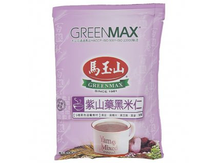 Greenmax Cereálie Yam Mixed 1ks 38g TWN