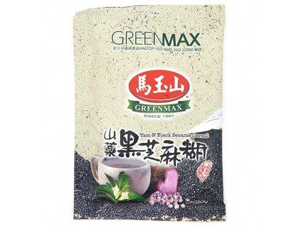 Greenmax Cereálie Yam & Černý Sezam 1ks 35g TWN