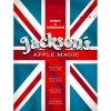 Jackson s Honey Cinnamon Apple Magic Sušené Ovocné Plátky 30g IND