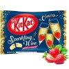 KitKat Mini Sparkling Wine With Strawberry Balení (12x9,9g) 118,8g JAP