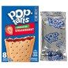 Pop Tarts Unfrosted Strawberry 1ks (2x48g) USA