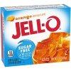 Jell-O Sugar Free Orange Jelly Puding 8,5g USA