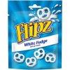 Flipz preclíky s polevou bílé čokolády 90g UK