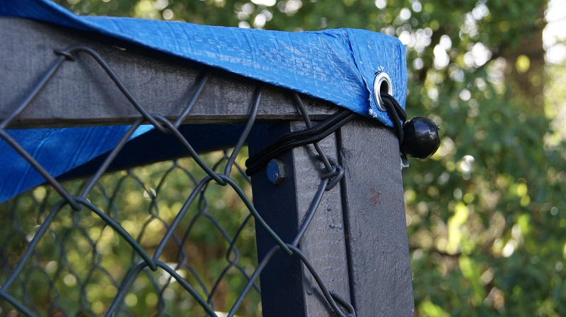 PE materiál je pro plachty praktický a nabízí spoustu dalších výhod