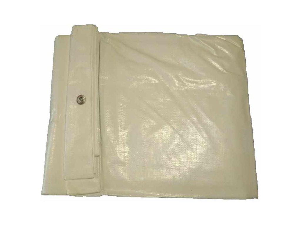 zakrývací plachta zelená 3 x 4 m