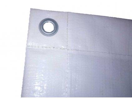 zakrývací plachta modrá průměr 3 metry