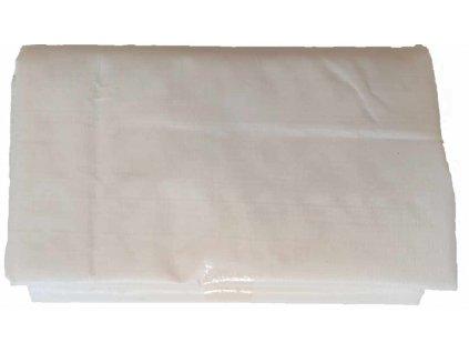 zakrývací plachta bílá 2,5 x 3,5 m