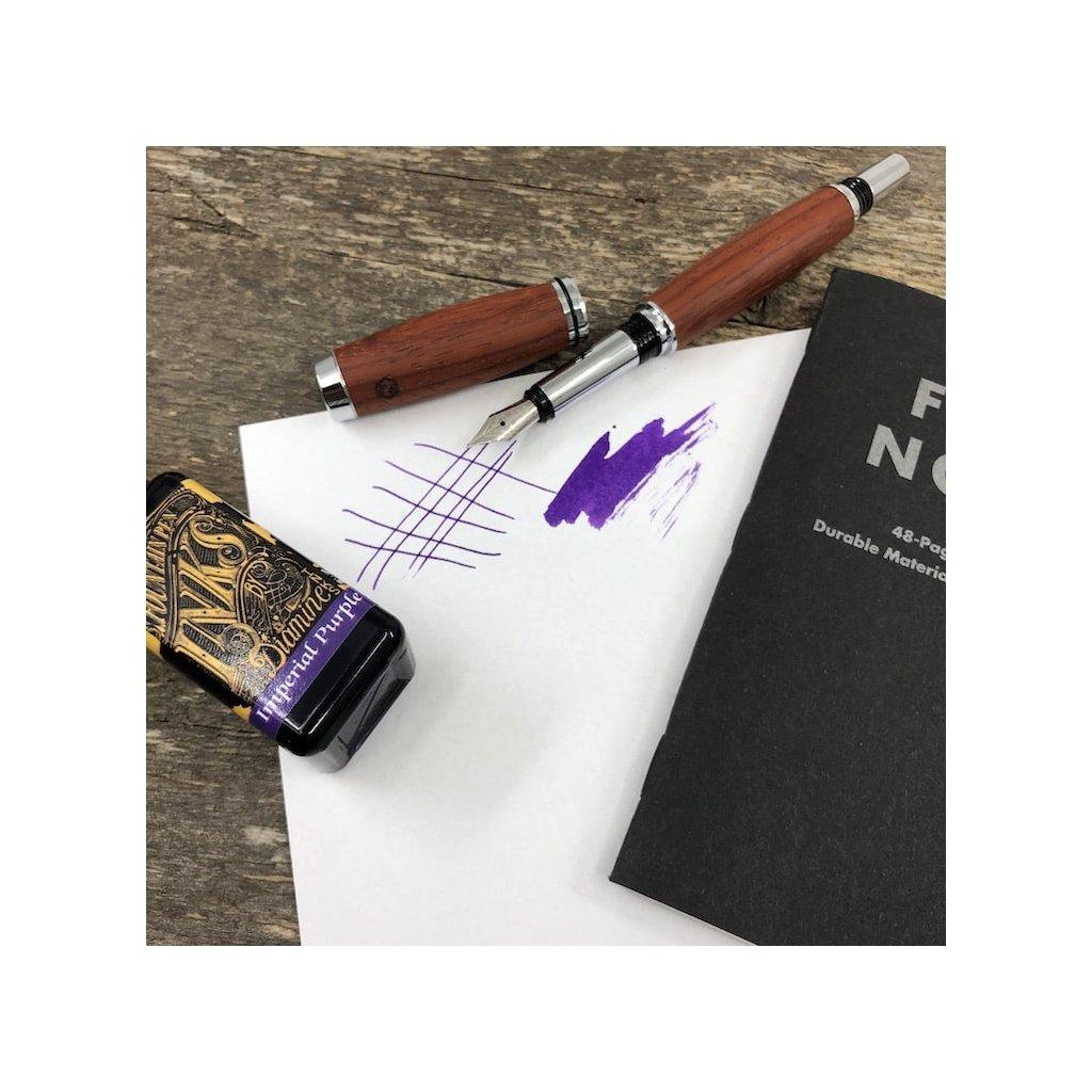 Inkoust Diamine Imperial Purple