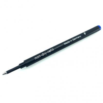 Špičková modrá náplň značky Schmidt do pera Portland S, L i Altos