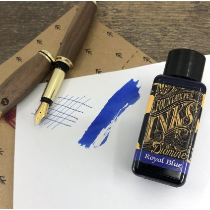 Inkoust diamine royal blue 30ml