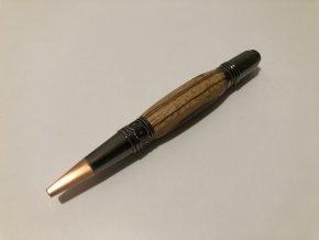 Dřevěné kuličkové pero Zebrano - Mystery