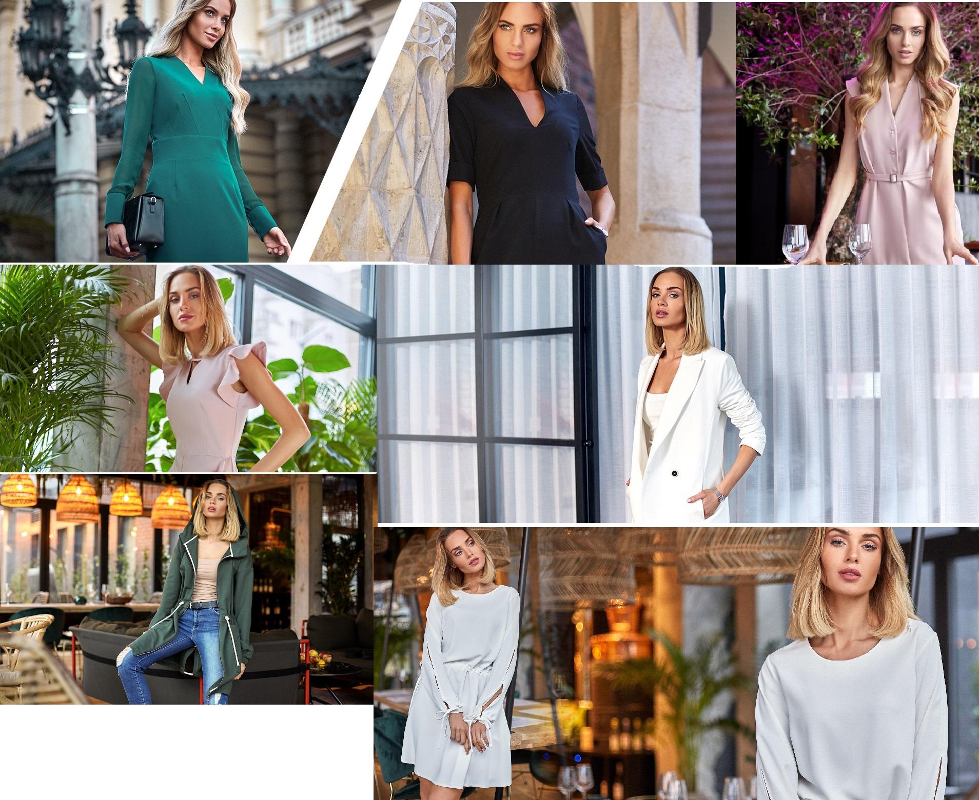 Vyjímečné Dámské Šaty Oděvy a Doplňky | Super Ceny - Top Kvalita