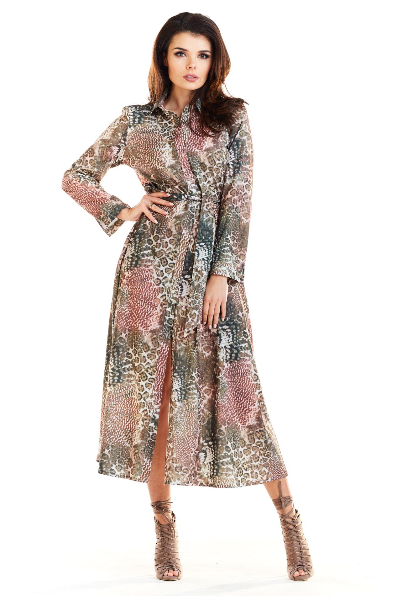 Šaty Se Zvířecím Vzorem