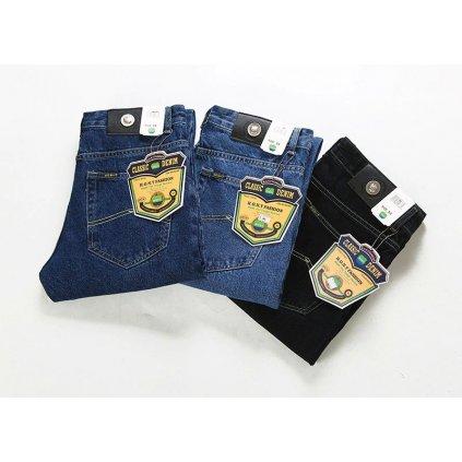 Rovné džíny pro pány modré (4)