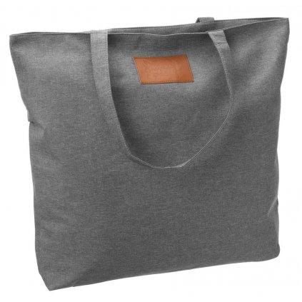 Velká, prostorná taška, ekologická textilní taška nákupní a4