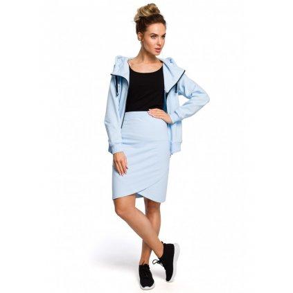 Asymetrická mini sukně MOE M421