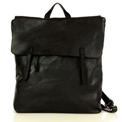 Kožený batoh Indiana Jones batoh pravá kůže A4 Marco Mazzini