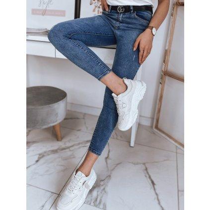Dámské riflové kalhoty džíny MIA modré Dstreet - 40