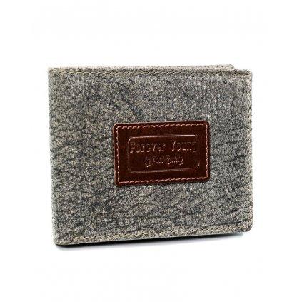 Krásná barevná pánská kožená peněženka Forever Young®