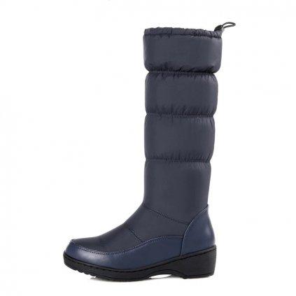 Dámské vysoké zimní boty - 3 barvy FashionEU